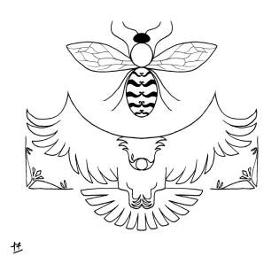 Inktober 6