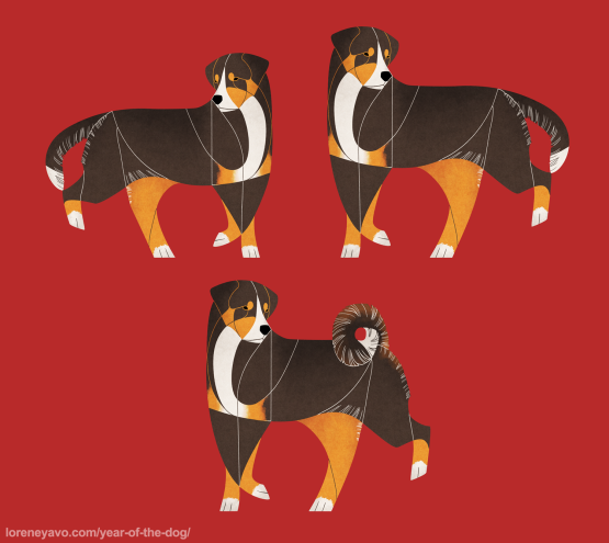 Swiss Dogsn